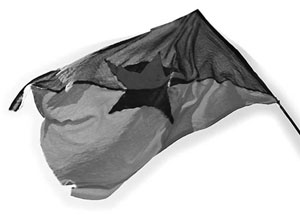 drapeau anarchiste